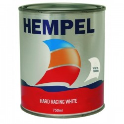 7688W Hempel Hard Racing TecCel White